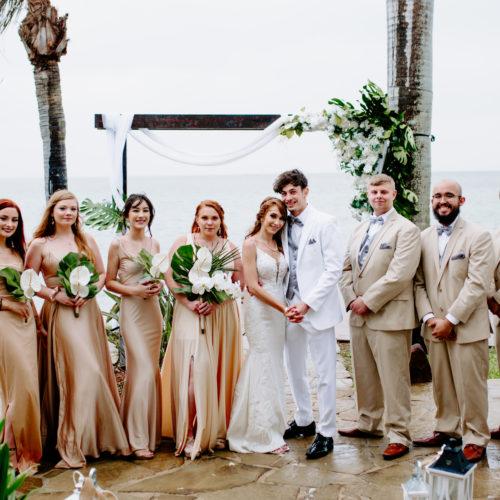 Nika and David South Padre island Wedding Photos by Weddings By Wendi Wedding Services (110)