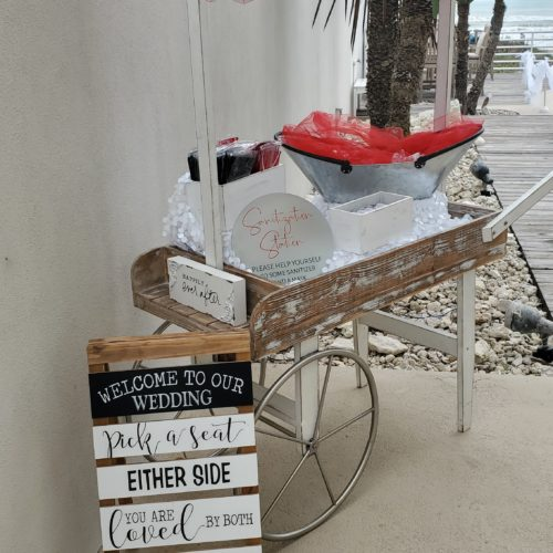 South Padre Wedding Service themed wedding Rouring 20's (56)