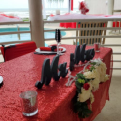South Padre Wedding Service themed wedding Rouring 20's (65)